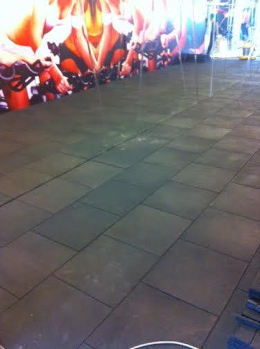 Thảm cao su tấm